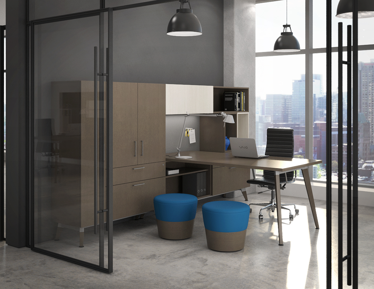 Office 5 privée - private office