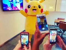 Pikachu Surprise Birthday in Dubai