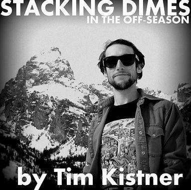 Stacking Dimes by Tim Kistner