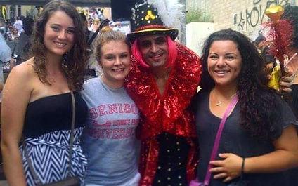 Caipirinhas and Carnival