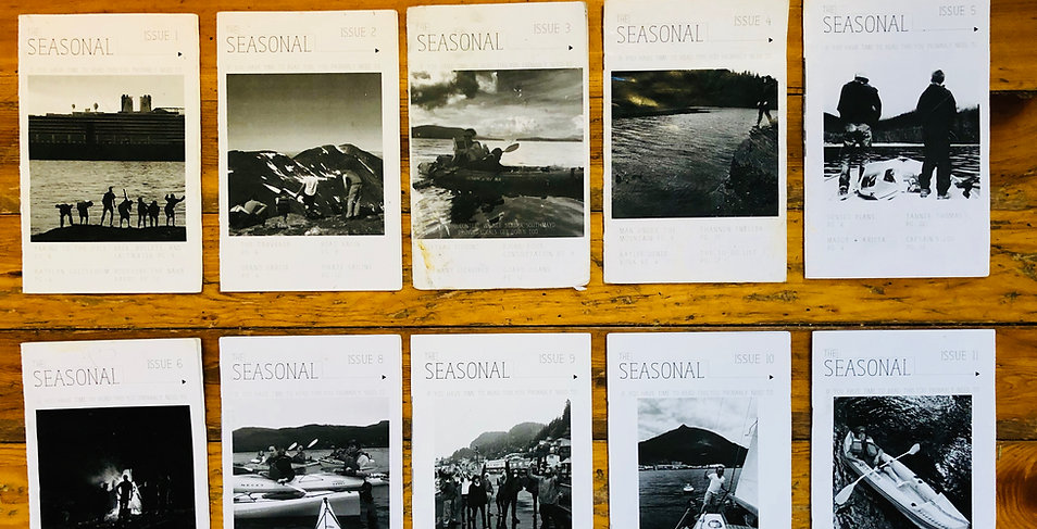 The Seasonals Magazines