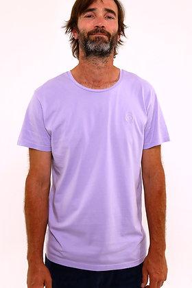 SEN NO SEN - T-shirt organic brodé