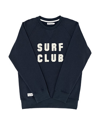 Sweat Organic Surf Club Navy
