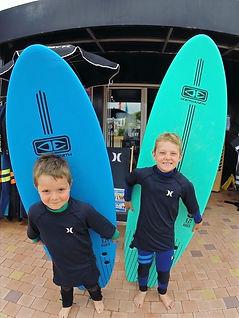 Cours de surf enfant Lacanau Ocean