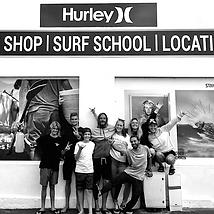 cours de surf lacanau océan