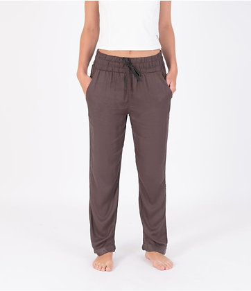 TAPERED ROLLED CUFF EASY PANT