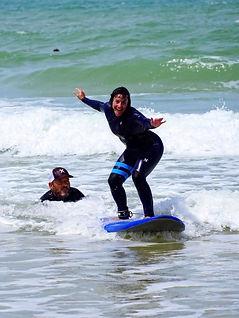 Stage de surf Lacanau Ocean