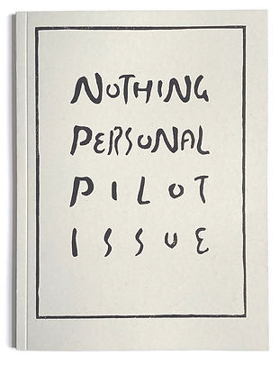 Nothing Personal Pilot Issue