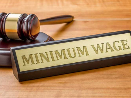 National Minimum Wage Bill