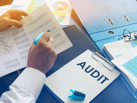 Important Notice: TERS Audits