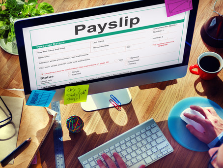 Payslips - Not just another piece of paper?