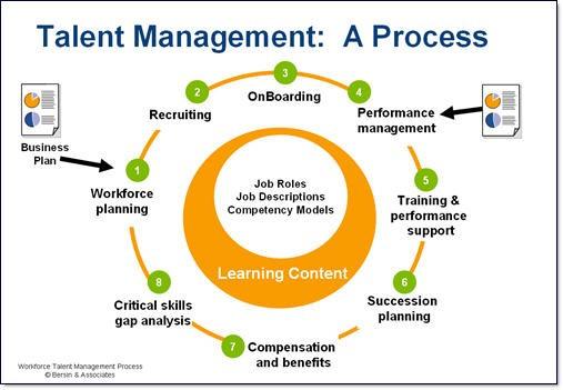 Talent management: a process