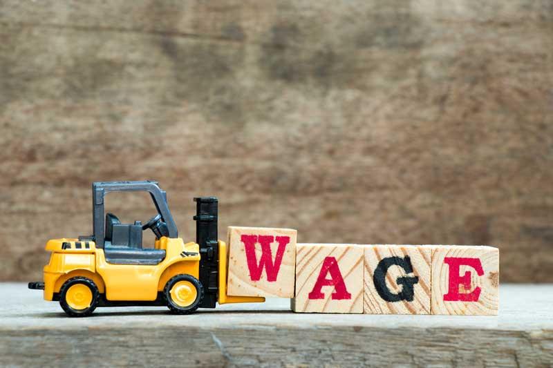 National Minimum Wage Bill Exemption Application