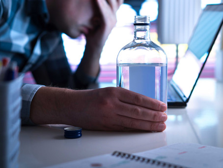 Changing perspectives around cases relating intoxication or being under the influence.