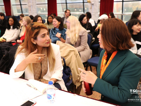 Women For Impact 2019 Conference Successfully Held in Beijing
