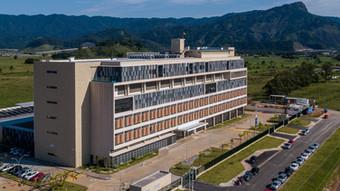 Hospital Regional do Litoral Norte comprova sustentabilidade com a conquista do certificado AQUA-HQE