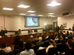 Fotos do Seminário Paulistano de Calçadas com participação da Profa. Dra. Saide Kahtouni