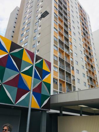 Fotos e informações da Visita Técnica às Quadras 49 e 50 do Complexo Júlio Prestes da PPP Habitacion