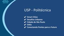 """Apresentação """"Smart Cities - Planejamento Estratégico SIURB""""; de Adelson Coelho"""