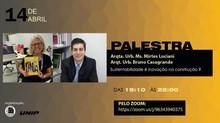 Sustentabilidade e Inovação na Construção, com Bruno Casagrande e Arq. Mirtes Luciani