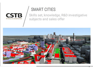 "Apresentação ""CSTB - Le Futur en Construction: Skiils Set, Knowledge, R&D Investigative Sub"
