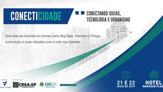 [SEMINÁRIO CONECTICIDADE 2019] Seminário Conecticidade: conectando ideias, tecnologia e urbanismo