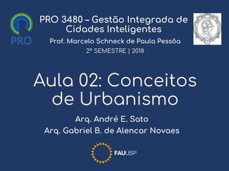 [GABRIEL NOVAES] Apresentação: Conceitos de Urbanismo