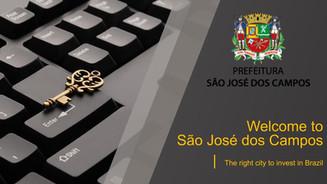 [SEMINÁRIO CONECTICIDADE 2019] ALBERTO MARQUES: Welcome to São José dos Campos - The right city to i