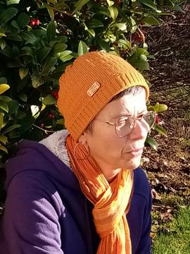 bonnet abricot