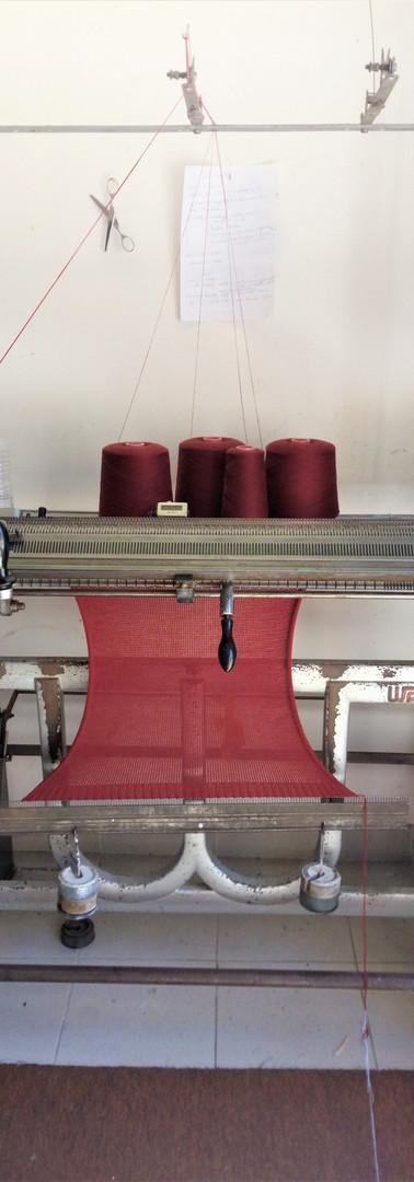 machine à tricoter