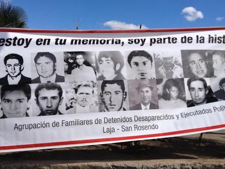 MV #14 Masacre del Laja