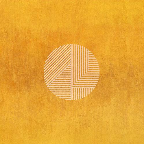 CD - Abstracción [1ra edición], Trigipack + Insert 2ble cara + 2 Stickers