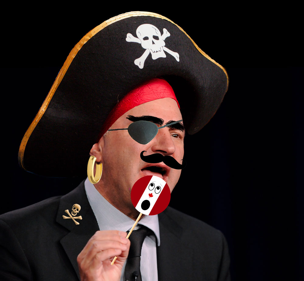 Pirate O'Leary