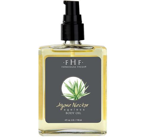 Agave Nectar Ageless Body Oil
