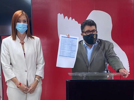 Vega Ramos y Keyliz Méndez denuncian festín de viajes excesivos de Jenniffer González