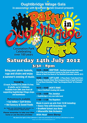 Gala 2012 party in park Poster.jpg