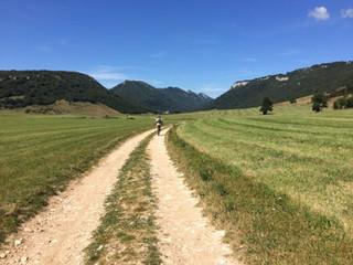 Bonnes idées VTT à proximité de Rando's Valley dans le cadre époustouflant du Vercors