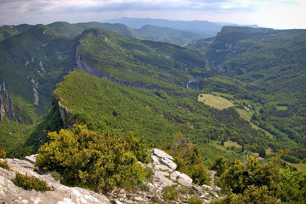 10 Randonnées autour de Rando's Valley publiées par Visorando