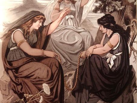 Schicksalsfrauen-Schicksalsgöttinnen