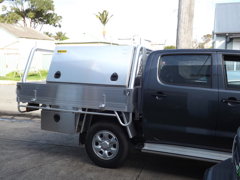 Toyota Hilux Dual Cab