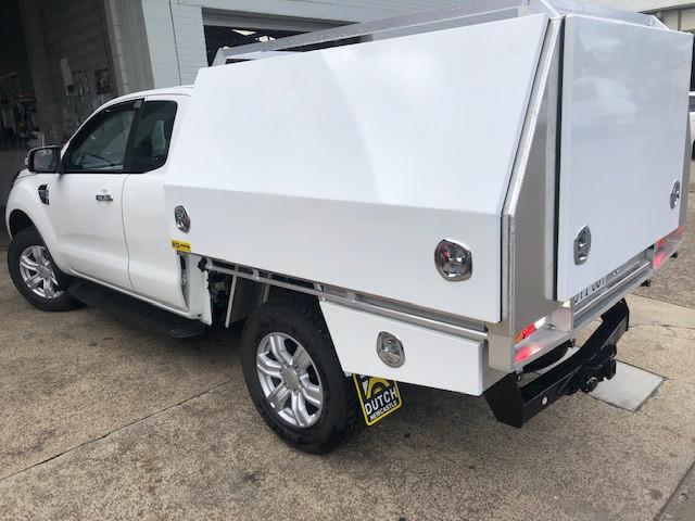 Ford Ranger Super Cab