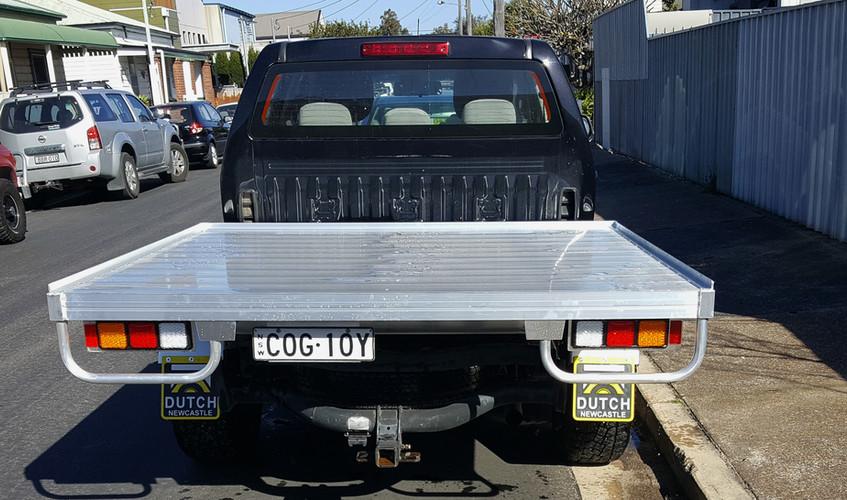 Holden Colorado Crew Cab
