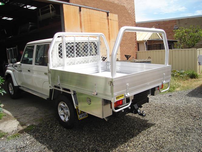 Toyota Landcruiser Double Cab