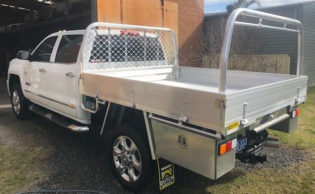 Chevrolet Silverado Dual Cab