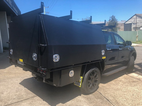 Ford Ranger Crew Cab