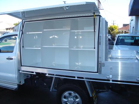 Toyota Hilux Single Cab