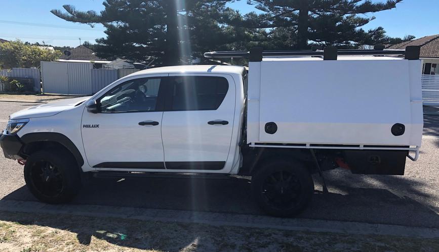 Toyota Hilux Rugged Dual Cab