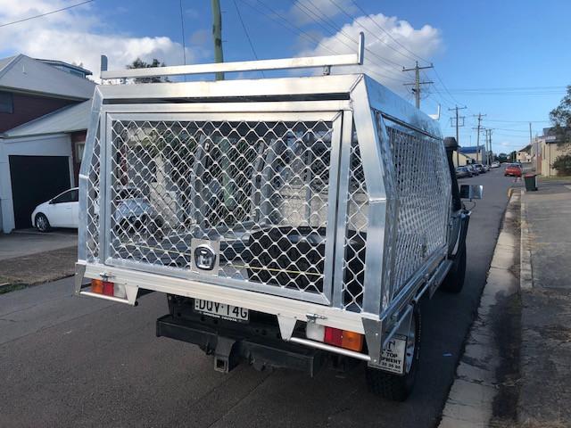 Toyota Landcruiser Single Cab