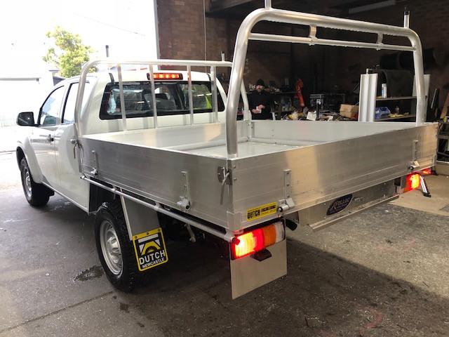 Isuzu D-Max Crew Cab