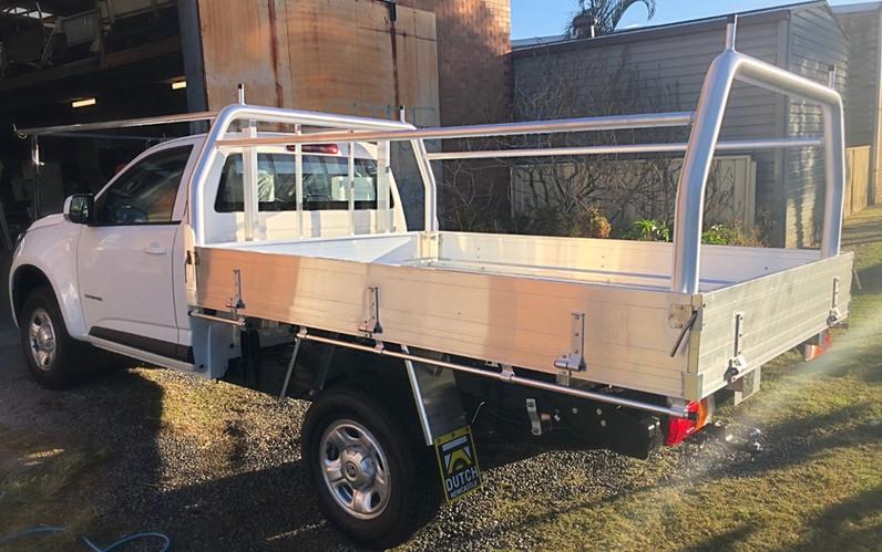 Holden Colorado Single Cab